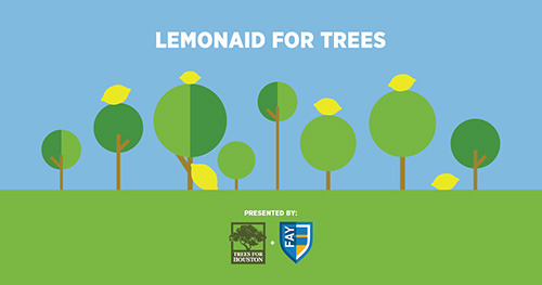LemonAID for Trees Community Service Project