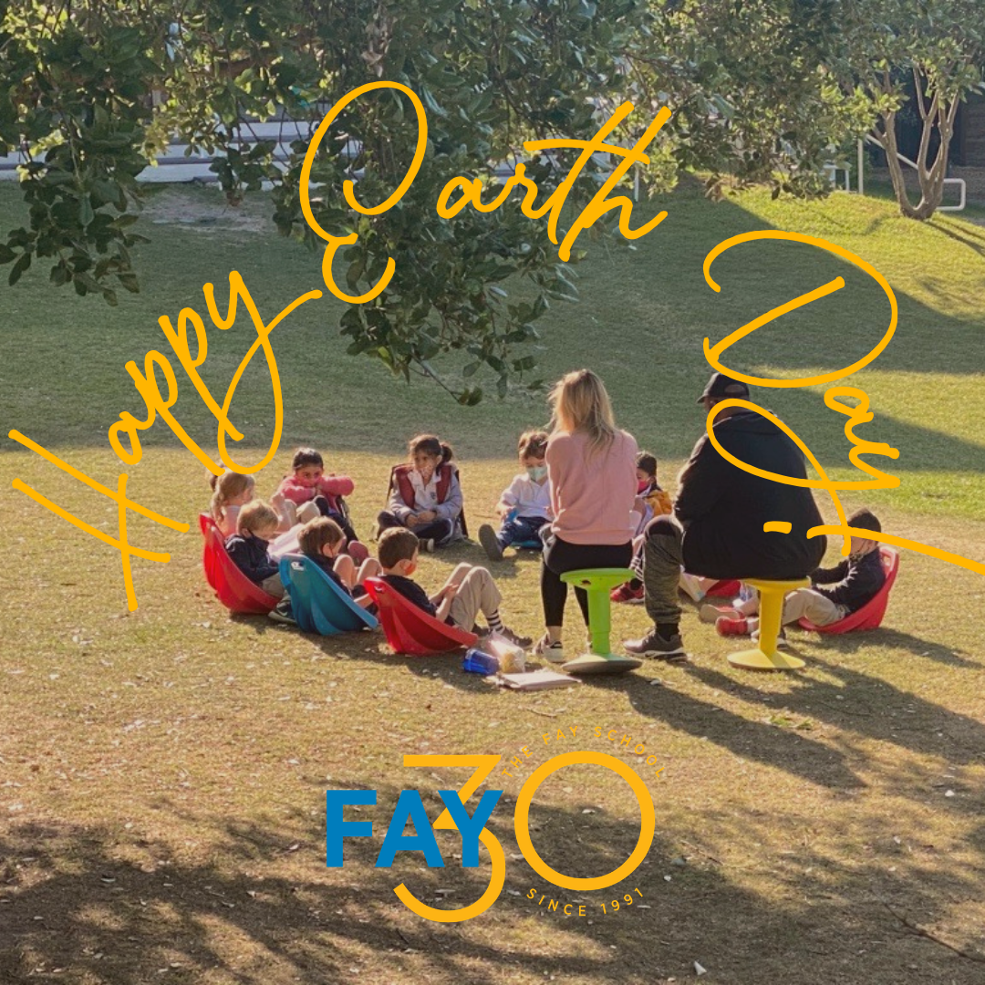 Happy Earth Day From The Fay School
