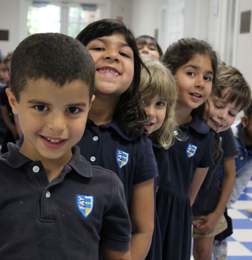 Fay Primary Classroom that foster the social-emotional development of your child